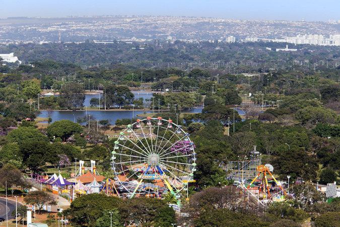 Resultado de imagem para Parque da Cidade brasilia