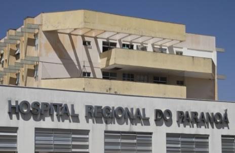 Resultado de imagem para hospital do paranoa
