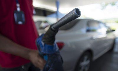 aumento da gasolina