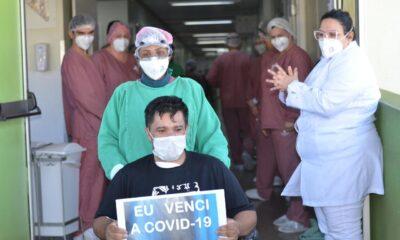 paciente recuperado covid coronavírus