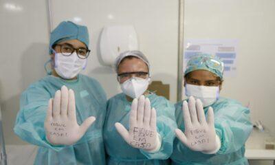GDF reforça equipes de combate ao novo coronavírus