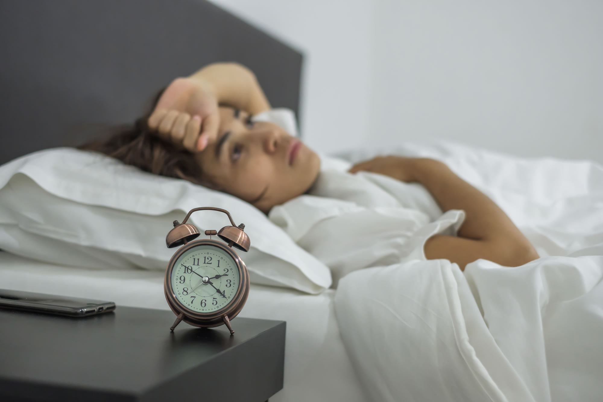Qualidade do sono - insônia