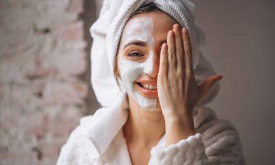 seca cuidados com a pele