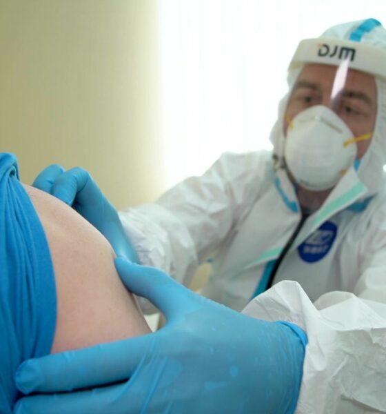 vacinação em massa contra covid