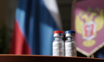 Vacinação em massa Rússia
