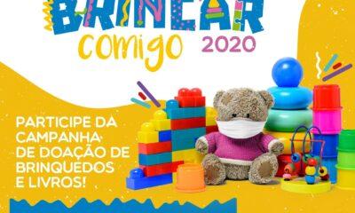 vem brincar comigo 2020 crianças GDF