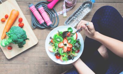 Saúde física e alimentar