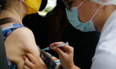 vacinação noturna