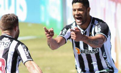 Hulk Atlético-MG x Bahia