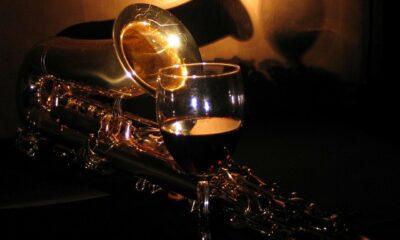 vinho e música