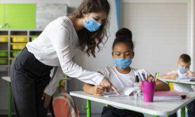 volta as aulas pandemia