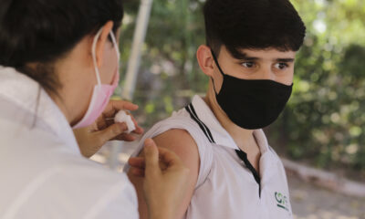 vacinação adolescentes